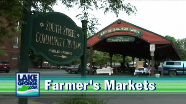 Glens Falls Farmers Market Video