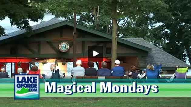Magical Mondays in Shepard's Park