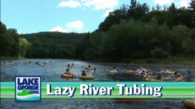 Enjoy Tubing On The Hudson!