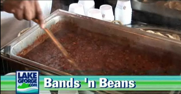 Lake George Bands & Beans